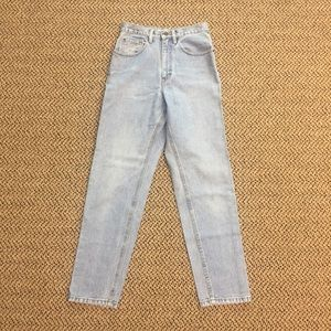 Retro Passports Women's Jeans Sz 4 Used